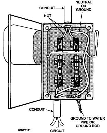 Two Pole Switch Wiring Diagram on wiring diagram for double wall switch