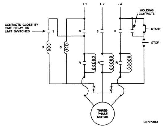 electric motor wiring diagrams