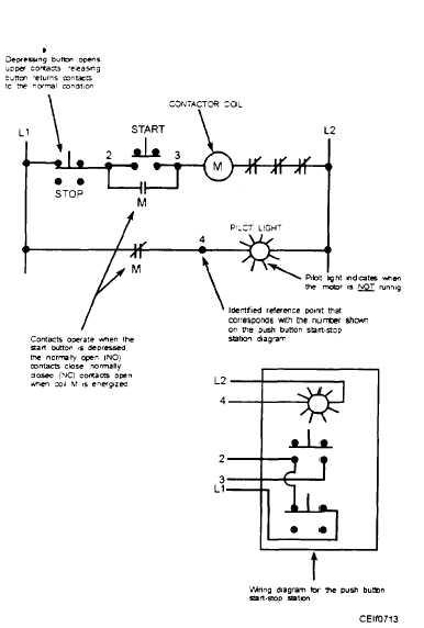 1 phase wiring diagram