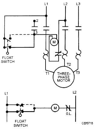 alternator wiring diagram  figure phase starter