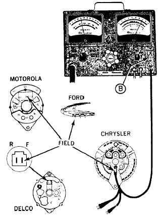 Ford Ranger 1998 Ford Ranger Charging System 2 further Dirt Fire Engine also Page4 besides Delco Alternator External Regulator Wiring Diagram besides P 0900c15280089620. on test alternator output voltage