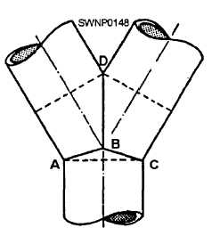 layout of a true y