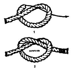 how to tie a reef knot instructions