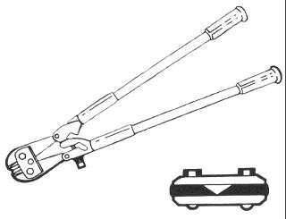 types and uses 14256 202 Wood End Cutters tm 9 243 types and uses warning bolt cutters are considered security items always secure these tools when not in use bolt and cable cutters e with a